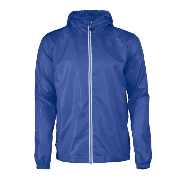 Veste coupe-vent Printer Red Flag Fastplant Bleu