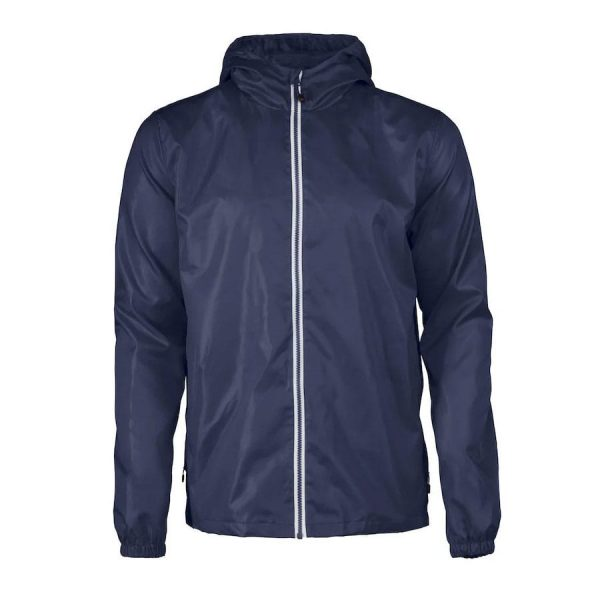 Veste coupe-vent Printer Red Flag Fastplant Bleu marine