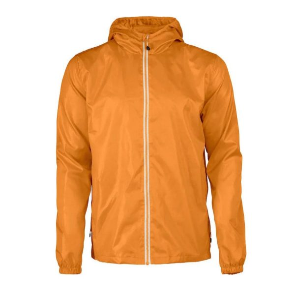 Veste coupe-vent Printer Red Flag Fastplant Orange