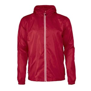 Veste coupe-vent Printer Red Flag Fastplant Rouge