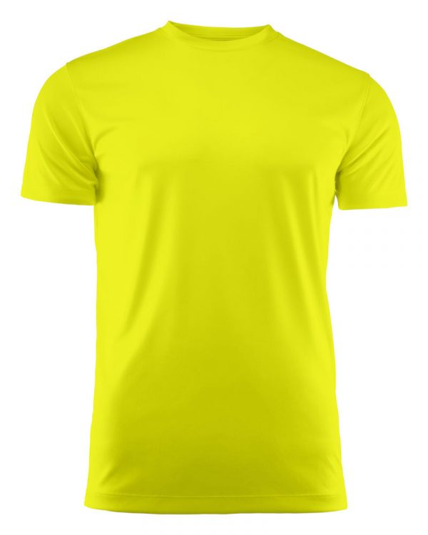 T-shirt Printer Red Flag Run