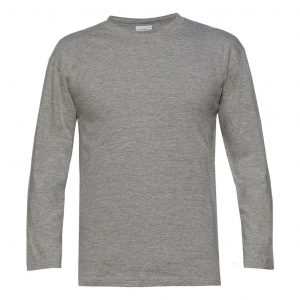 T-shirt homme B&C Exact 190 Manches Longues