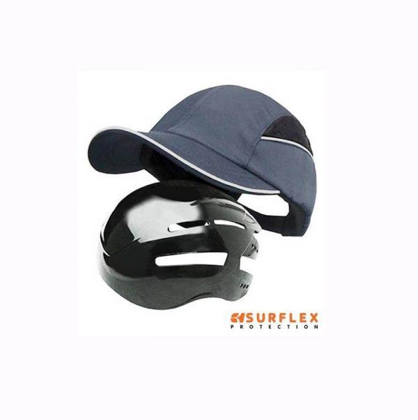 Casquette Anti-heurt SNV Surflex Luc BLeu-marine