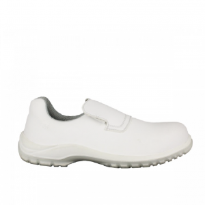 Mocassins de sécurité Nordways Dan S3 SRC Blanc
