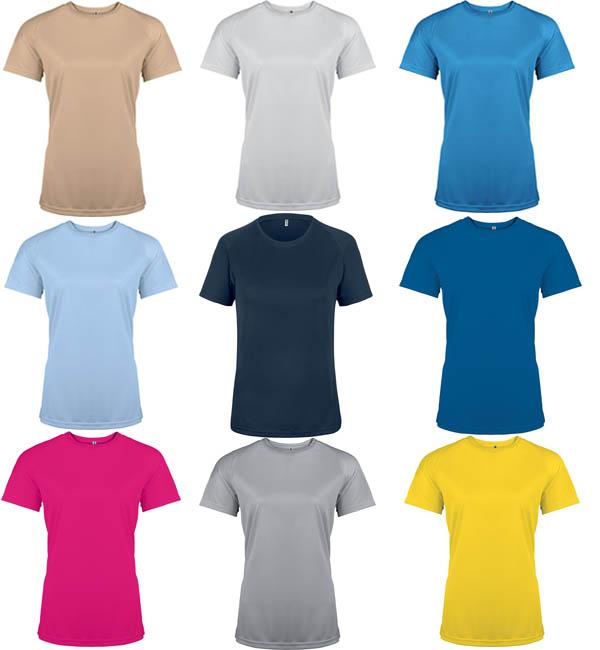 T-shirt Sport Femme Proact