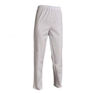 Pantalon mixte SNV André blanc