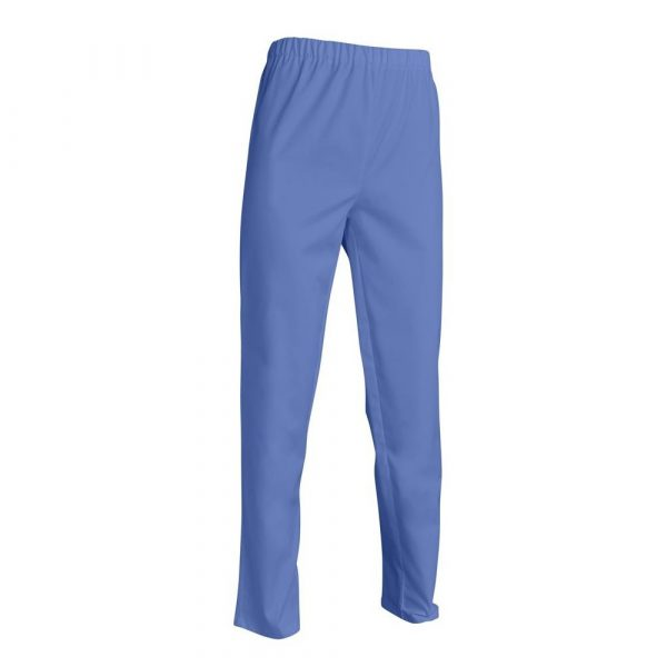 Pantalon mixte SNV André bleu métro