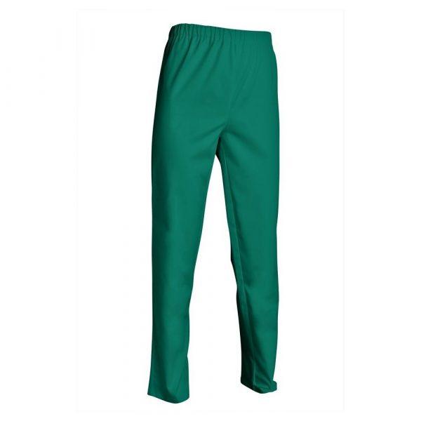 Pantalon mixte SNV André vert émeraude