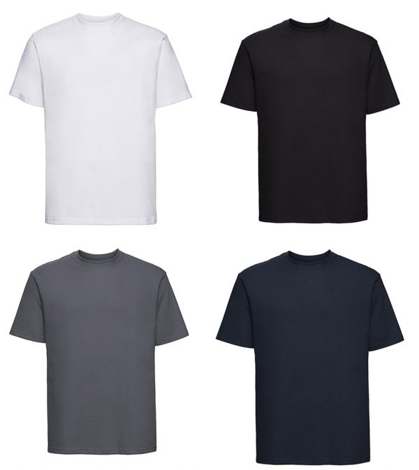 T-shirt Russell 100% coton