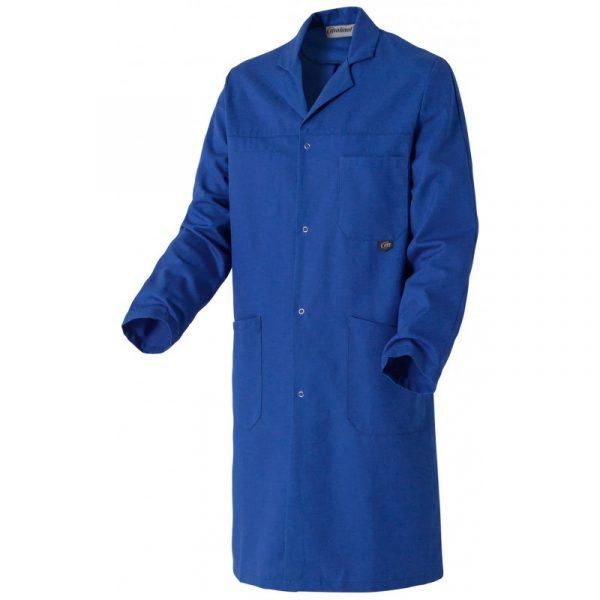 Blouse industrie Molinel Confort Bleu
