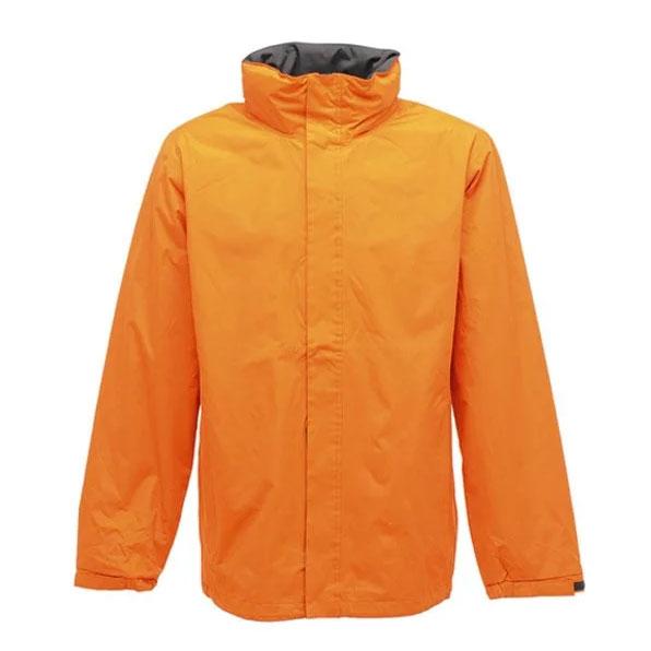 Blouson Ardmore Gris Orange