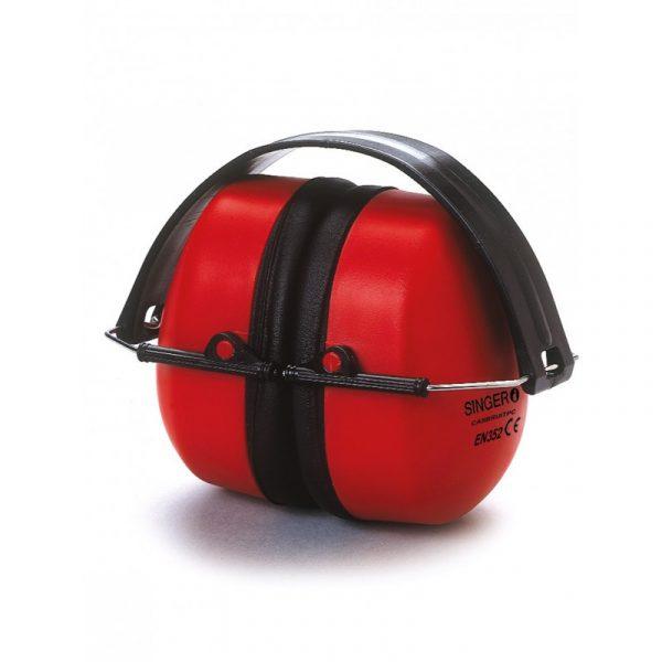 Casque anti-bruit pliable Singer (SNR : 32.1 dB)