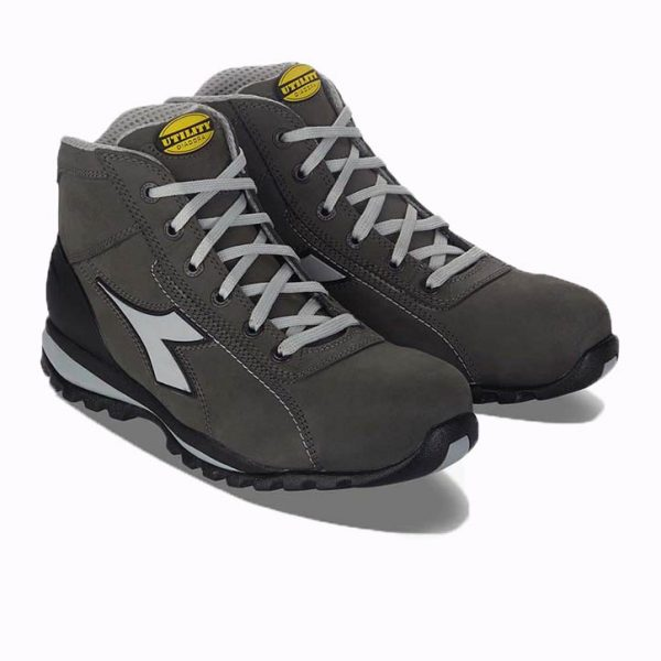 Chaussures de sécurité Diadora Glove II High S3 Gris-fonce