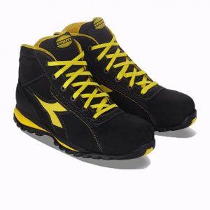 Chaussures de sécurité Diadora Glove Hight NOires