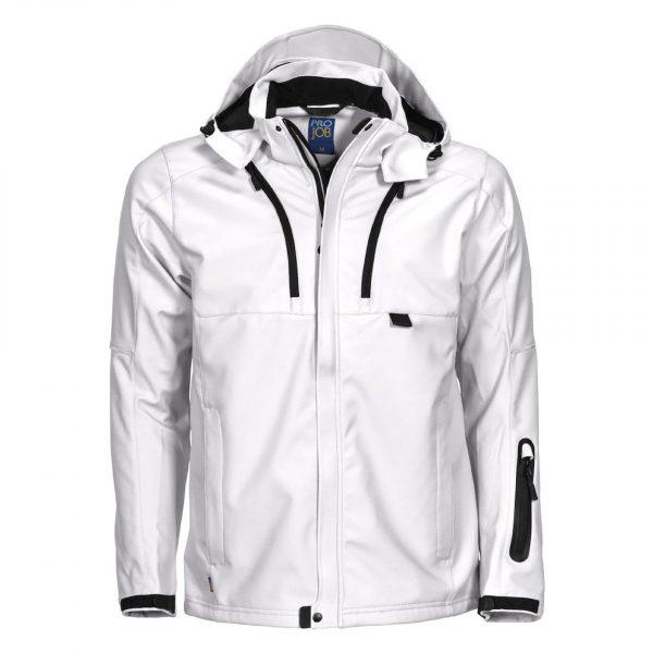 Manteau fonctionnel ProJob Prio Series « 3407 » Blanc