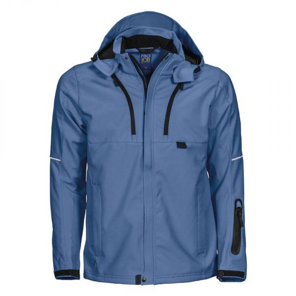 Manteau fonctionnel ProJob Prio Series « 3407 » Bleu ciel