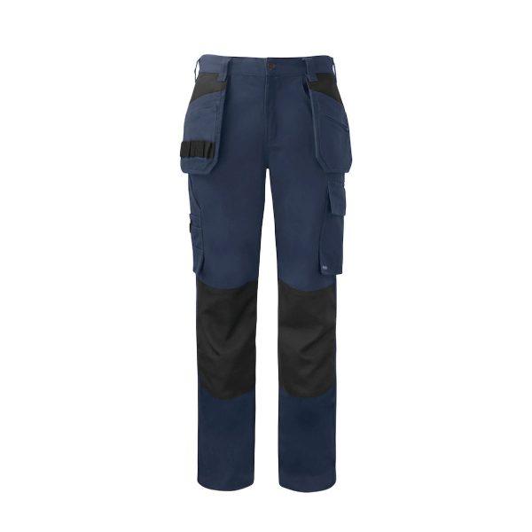 Pantalon 100% coton ProJob Prio Series « 5530 » Bleu marine