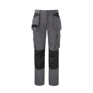 Pantalon 100% coton ProJob Prio Series « 5530 » Gris