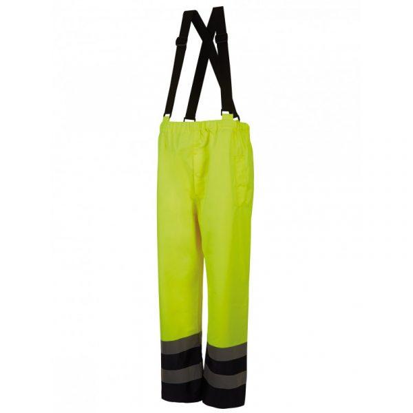 Pantalon à bretelles haute visibilité Singer Piva