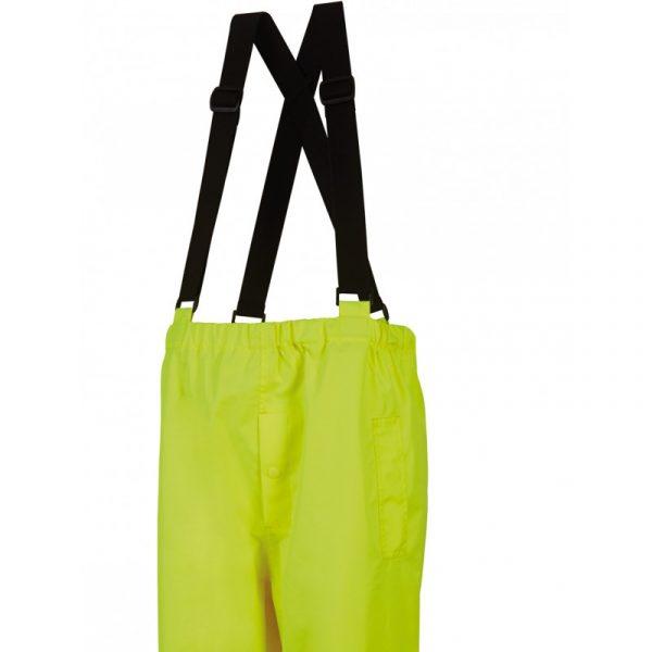 Pantalon à bretelles haute visibilité Singer Piva/Pivo