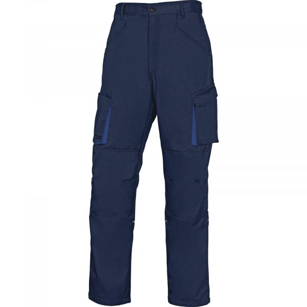 Pantalon de travail Delta Plus Mach2 poly/coton