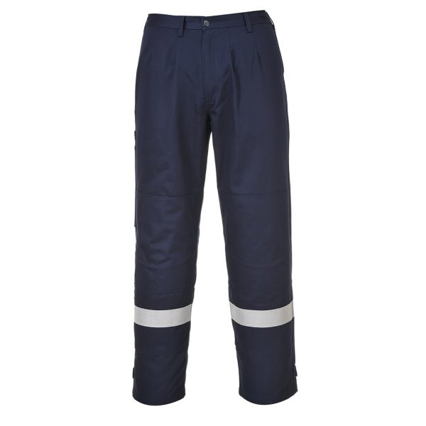 Pantalon multi-risques Portwest Bizflame Plus Bleu marine