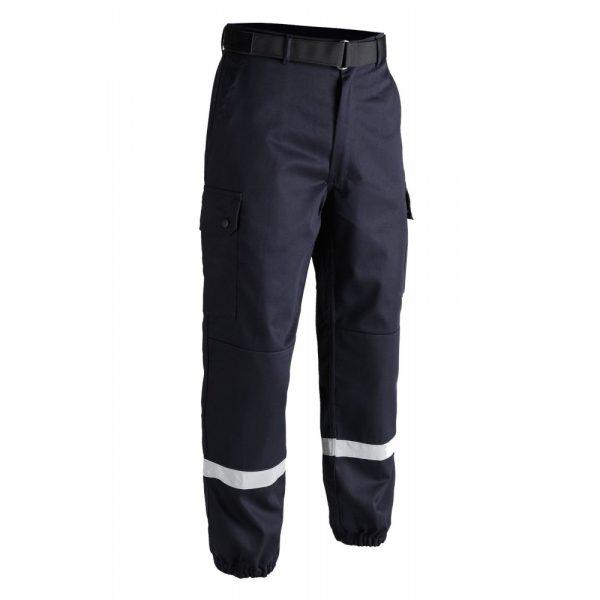Pantalon T.O.E F2 Incendie - bandes rétro-réfléchissantes