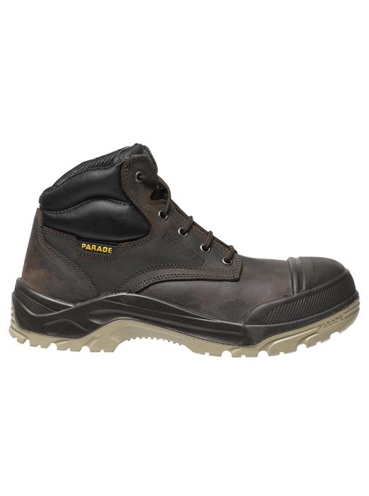 Chaussures de sécurité Parade Numex S3 Marron