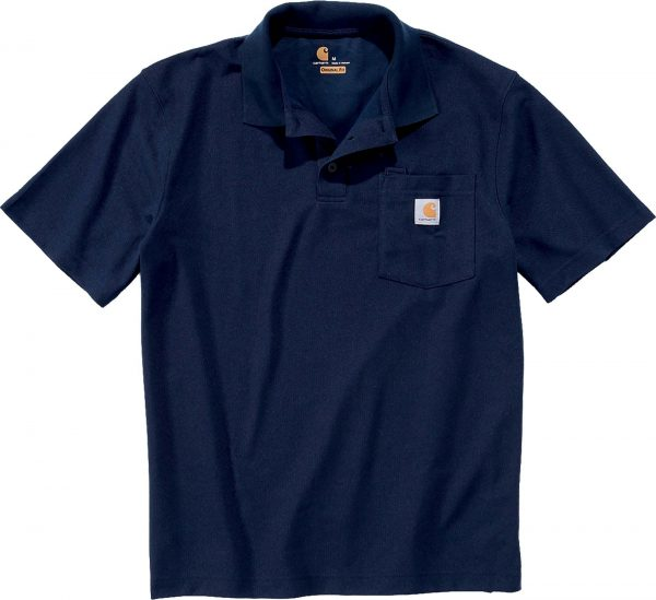 Polo Carhartt Contractor