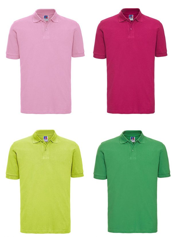 Polo Russell Classic coton