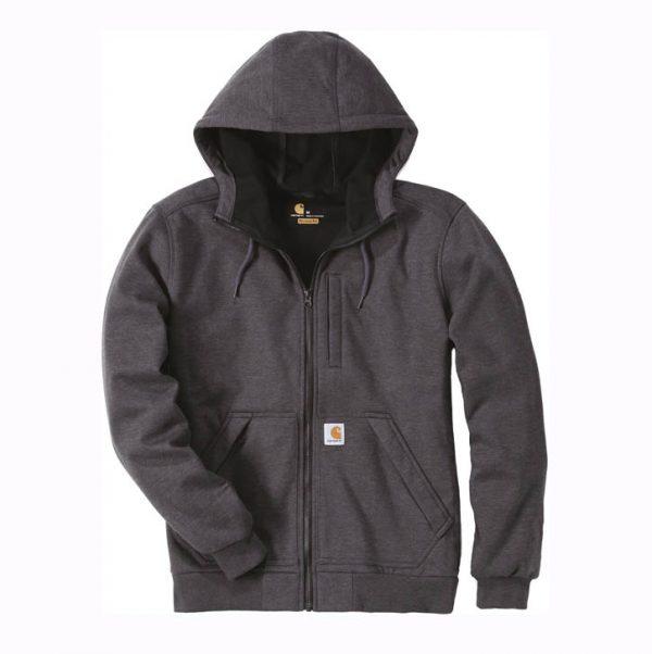 Sweatshirt zippé à capuche Carhartt Windfighter