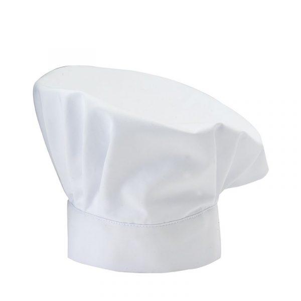 Toque de cuisinier Molinel Blanc