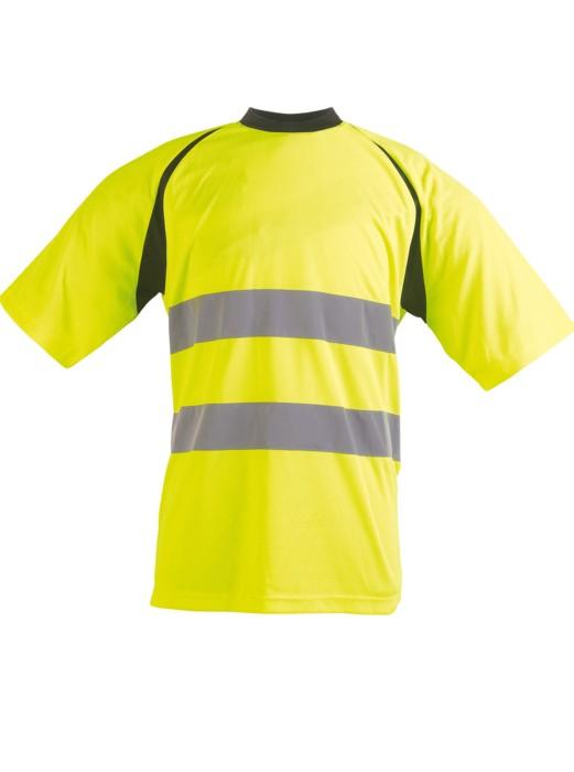 T-shirt haute visibilité Singer Suze jaune