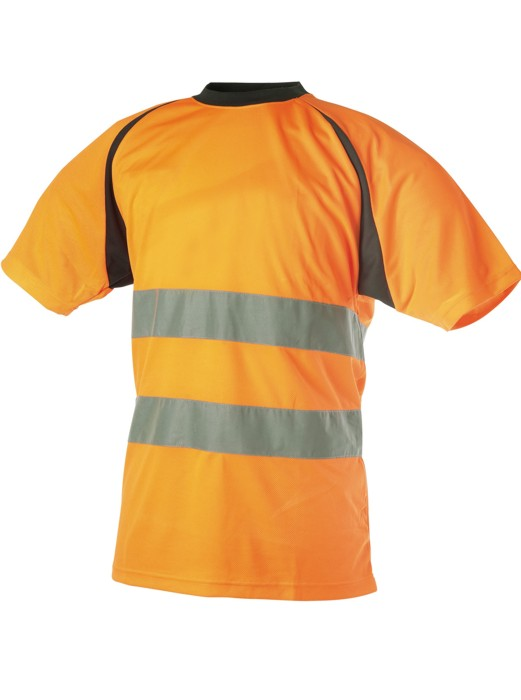 T-shirt haute visibilité Singer Suze orange