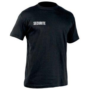T-shirt T.O.E Sécu-One Sécurité