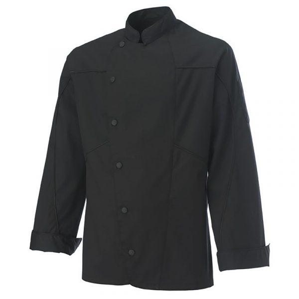 Veste de cuisinier Molinel Azotshow Black