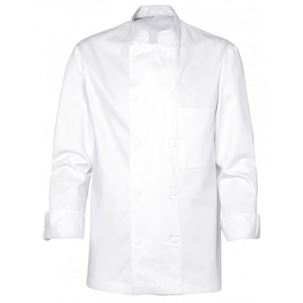 Veste de cuisiner Molinel « VDNS3 » avec pressions