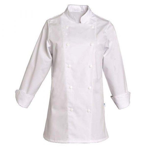 Veste de cuisine femme SNV Sabine 1