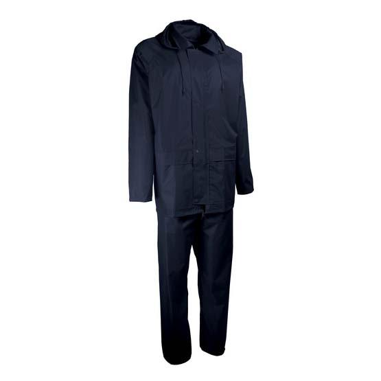 Veste et pantalon de pluie PVC souple Singer 1