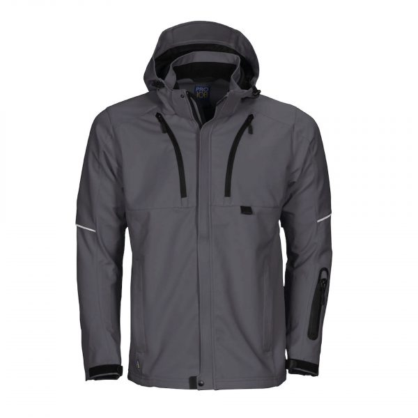 "Manteau fonctionnel ProJob Prio Series ""3407"" Gris"