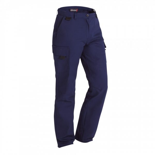 Pantalon BARROUD OPTIMAX CP Femme bleu