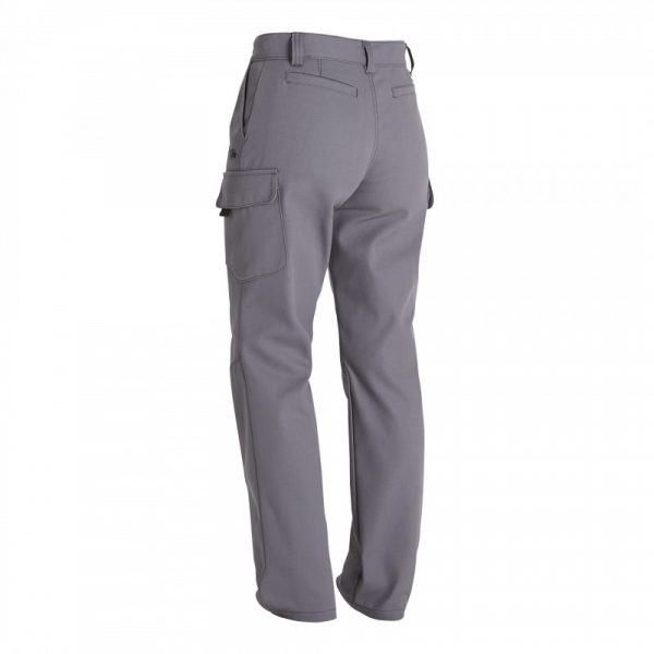 Pantalon BARROUD OPTIMAX CP Femme gris arrière