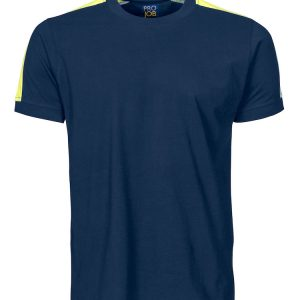 2019 T-SHIRT BANDES FLUO