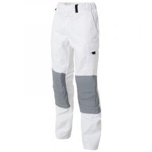 Pantalon Genouillères Basique blanc