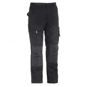 Pantalon multi-poches HEROCK HECTOR black