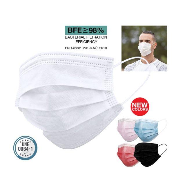 Masque hygiénique NOMBIX