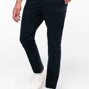Pantalon chino marine