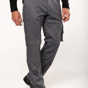 Pantalon de travail multipoches