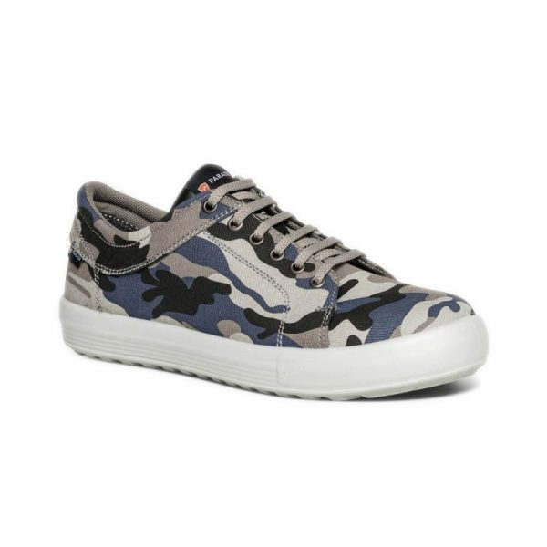 Chaussures de sécurité Parade Vamos S1P Bleu 2