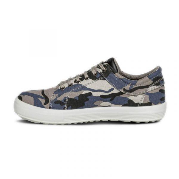 Chaussures de sécurité Parade Vamos S1P Bleu 3